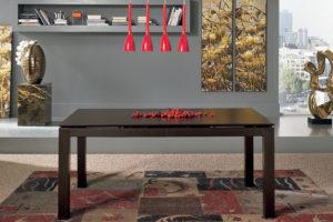 Tavolo stones per arredare il salotto o la stanza da pranzo