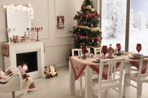 Complementi d'arredo natalizi: come rendere unica la casa a Natale