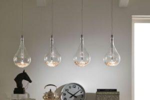 Illuminazione per interni: le 4 tipologie principali