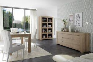 Arredo in stile legno: come arredare la zona living con la linea Livigno