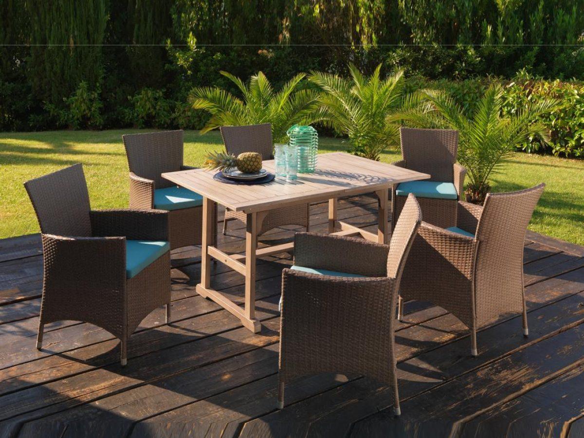 Come Arredare Il Giardino Di Casa Con Tavoli E Sedie