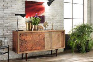Ambienti accoglienti e complementi dall'aspetto vissuto: come arredare casa in stile vintage
