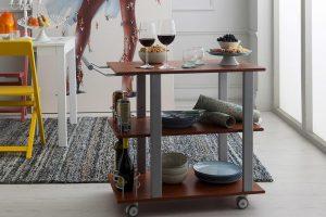 Come arredare la cucina e la tavola con i complementi d'arredo Duzzle
