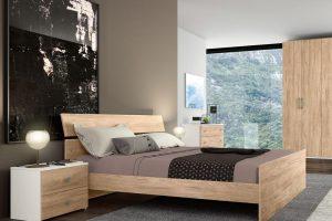 Illuminazione a due livelli per la camera da letto: come illuminare la stanza del sonno