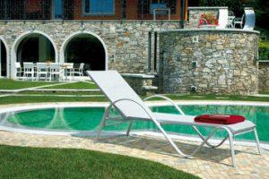 Sdraio e lettini da giardino: come impreziosire la zona outdoor della propria casa