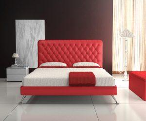 Come posizionare il letto nella camera