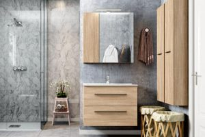 Come arredare il bagno: 4 idee eleganti e originali