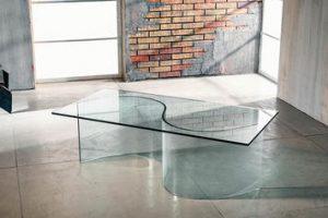 Complementi d'arredo in vetro: come arredare casa e ufficio