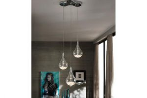 Quali devono essere le dimensioni del lampadario rispetto alla stanza? Ecco come scegliere l'elemento