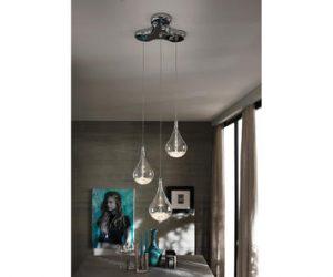 Dimensioni del lampadario rispetto alla stanza