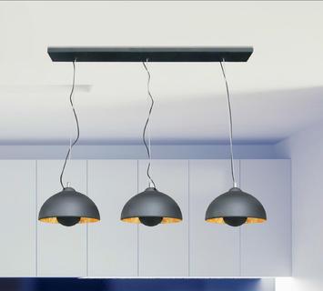 Il lampadario giusto per ogni stanza della casa