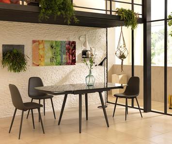 Tavoli in metallo da interni