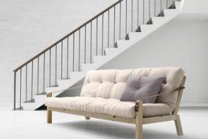 Stile unico e inconfondibile firmato Karup: 5 divani letto matrimoniali senza braccioli