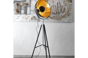 Industrial style: le lampade giuste per ambienti in stile industriale