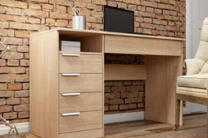 Stile e design moderno anche a lavoro: ecco le scrivanie per l'ufficio e lo studio