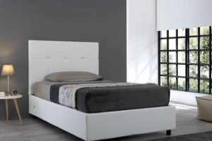 Testiere del letto imbottite e dal design moderno: per una camera personalizzata in ogni minimo dettaglio