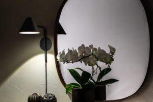 Lampade da muro della nuova collezione: design essenziale, linee pulite e forme semplici