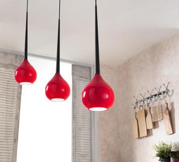 lampade colorate moderne