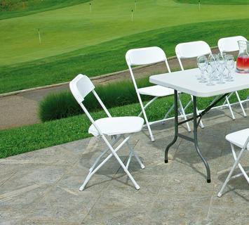 sedie in plastica moderne
