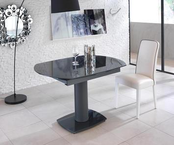 tavolo ovale allungabile moderno