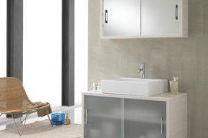 Specchio del bagno: ecco come calcolare l'altezza in cui posizionarlo