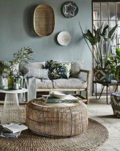 arredamento casa stile tropicale