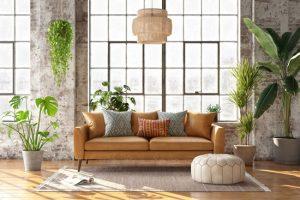 Come arredare casa con le piante: tante idee per un arredo green ricco di stile