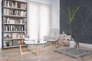 Un rifugio personale dalla frenesia della quotidianità: ecco come arredare un angolo lettura