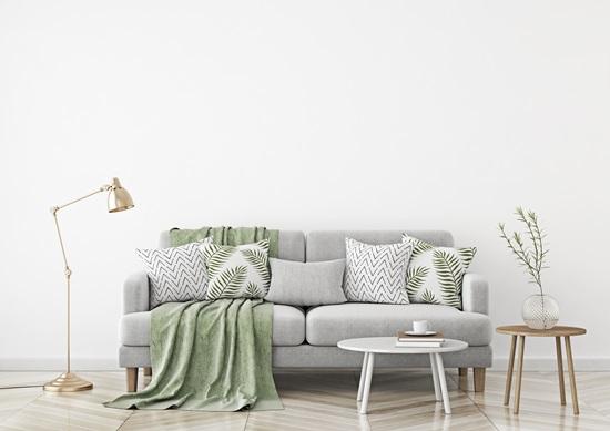 come pulire il divano in tessuto